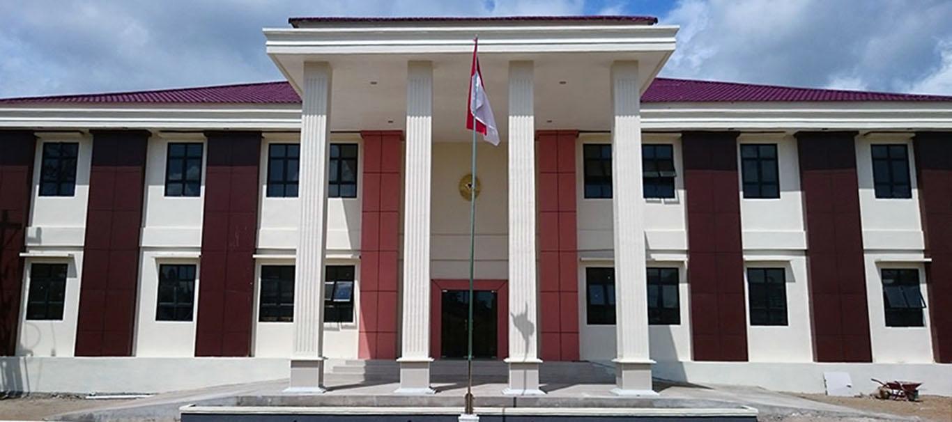 Gedung Kantor Pengadilan Negeri Ketapang